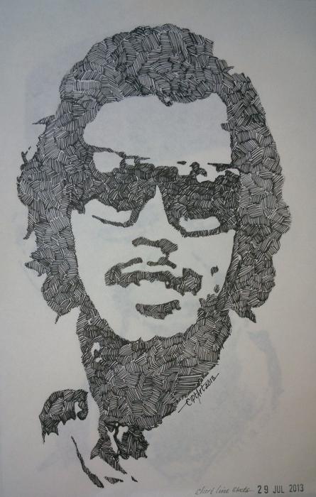 Benyamin Sueb by cipta